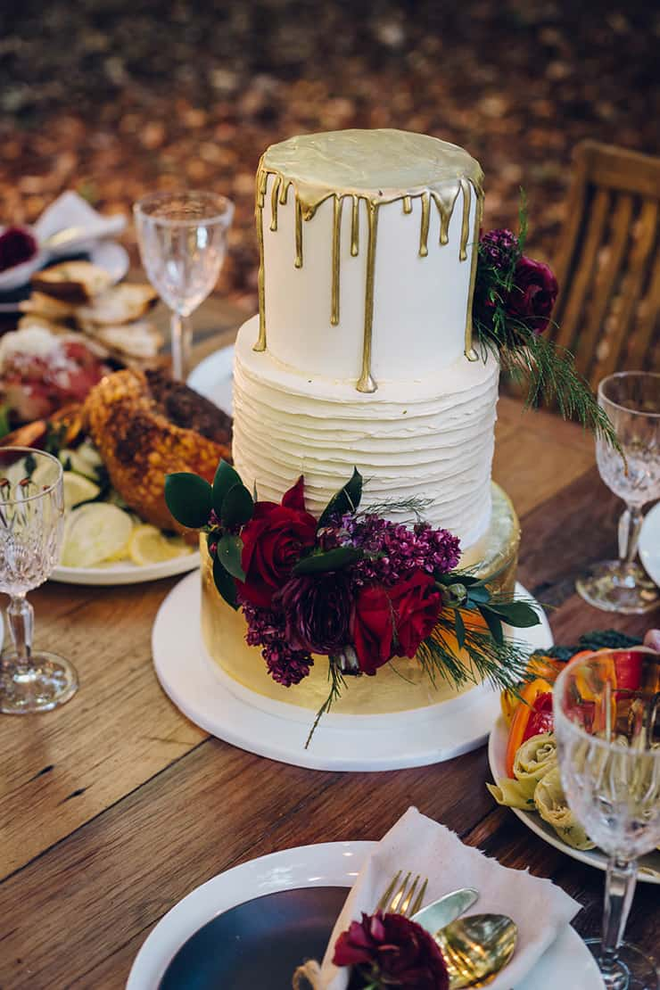 Wedding Cakes South Wales