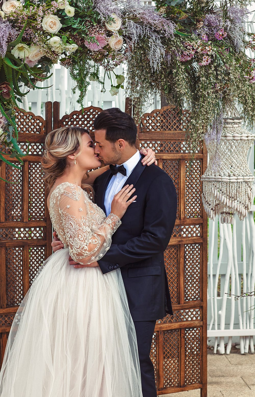 Moroccan Terrace Wedding Inspiration | Taylor Mitchell Photography