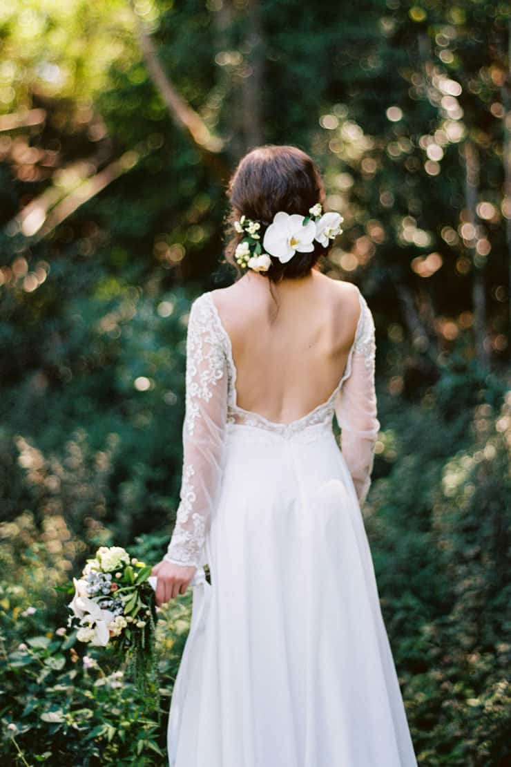 Natural Bohemian Wedding Inspiration