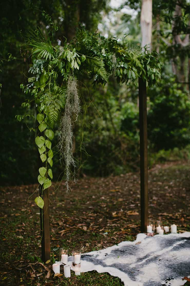 Natural Wedding Inspiration | Bonnie Jenkins
