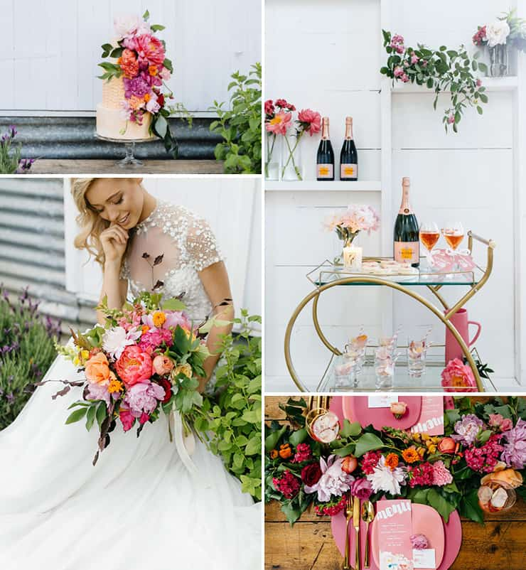 Top Wedding Bloggers Share Their Favourite Inspiration | Love Katie and Sarah via Nouba