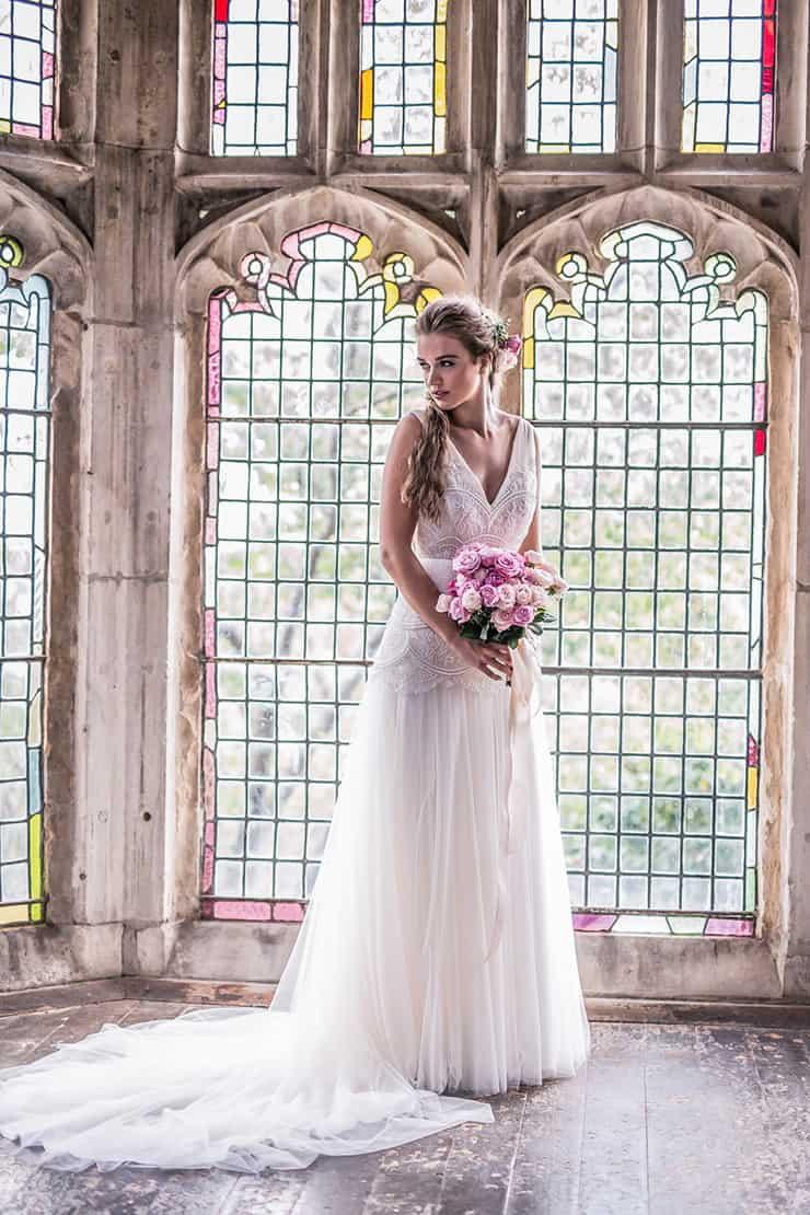Old World Romance Wedding Inspiration   Emma Wise Photography