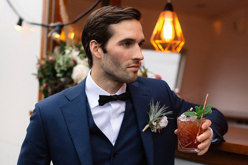 Oscar Hunt Tailors | Wedding Suits in Melbourne & Sydney