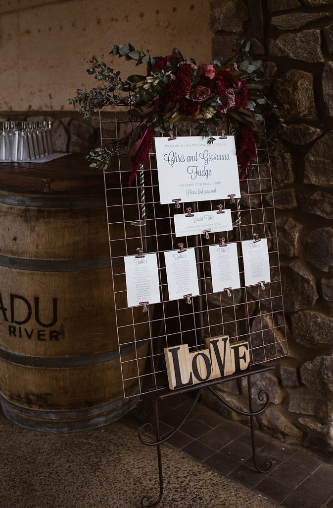 Giovanna and Chris' Outdoor Winery Wedding | Anni Maria Photography