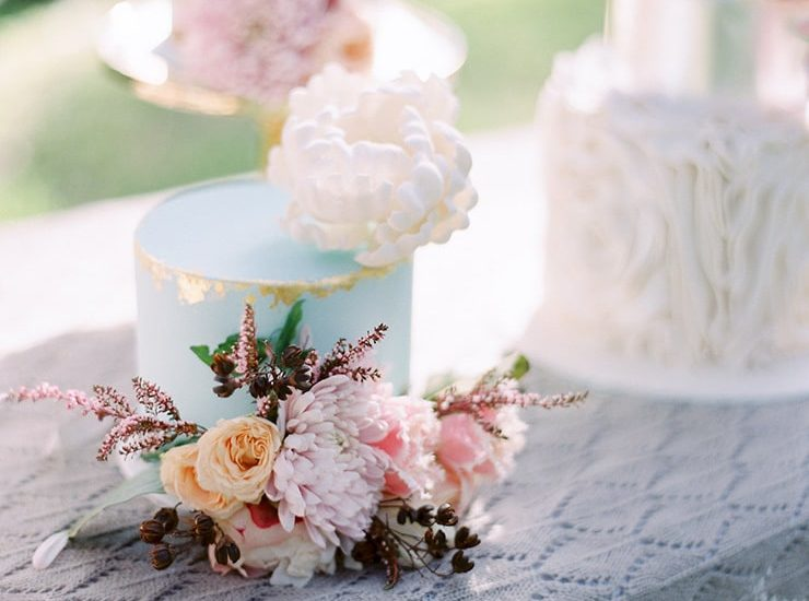 Pastel Vintage Wedding Inspiration