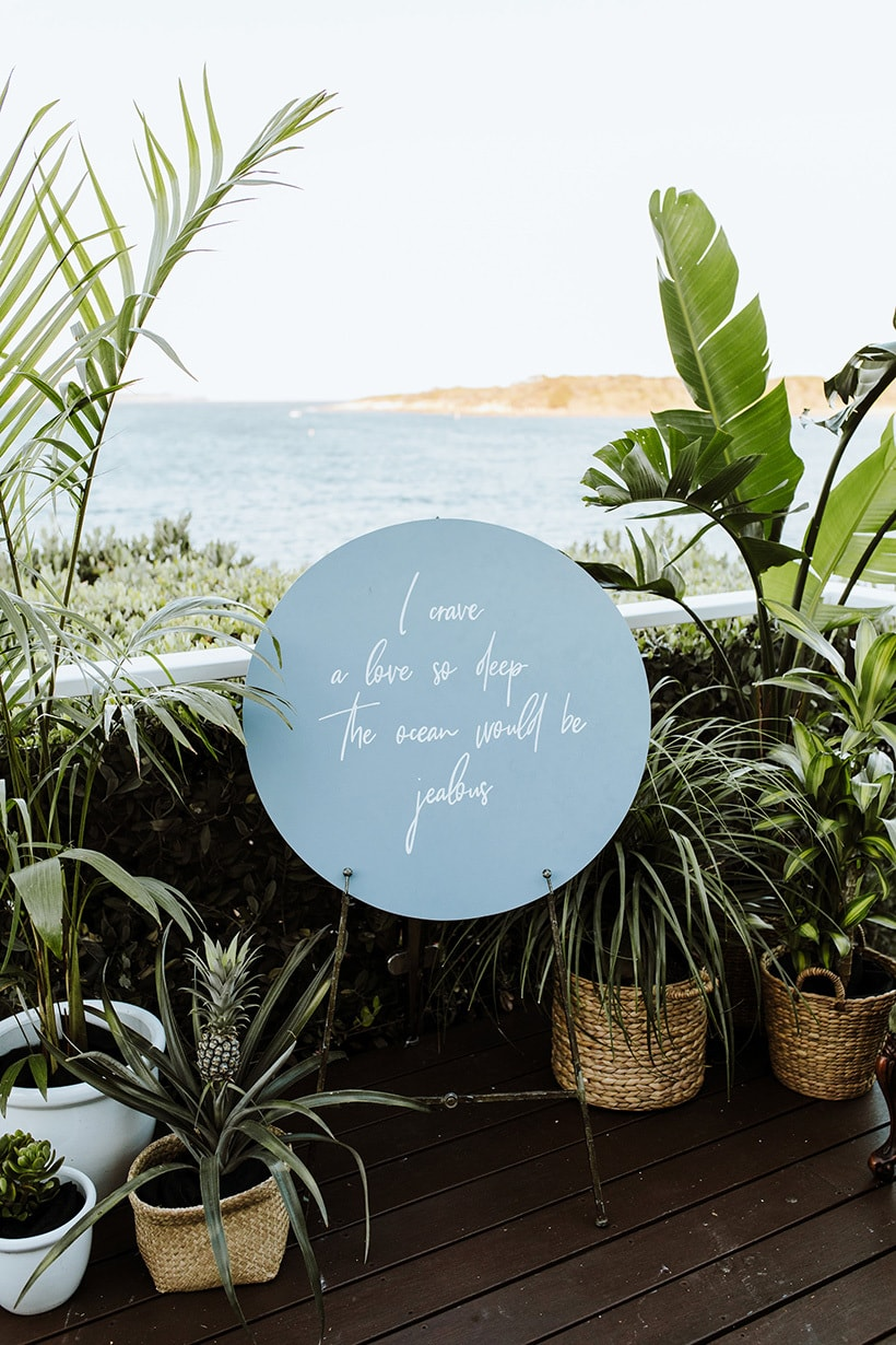 Pop-Up Gardens | Sydney Wedding Plant Hire & Styling