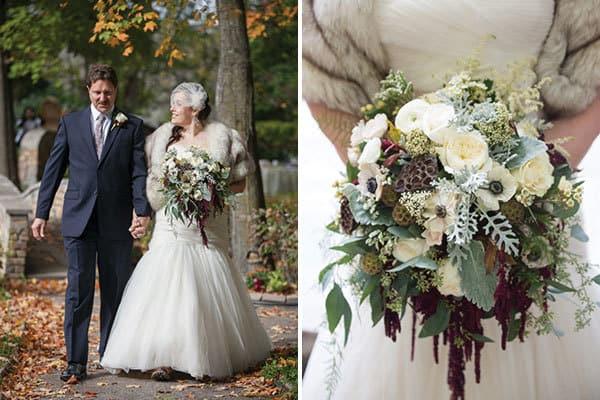 Pretty-Pear-Bride-Garden-Wedding-with-Brunch-Reception-Bouquet