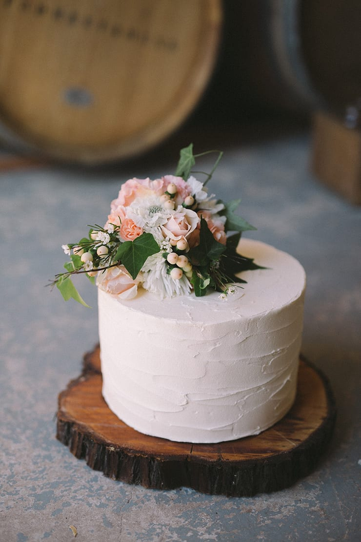 Creative Wedding Cakes | Katherine Schultz Photography