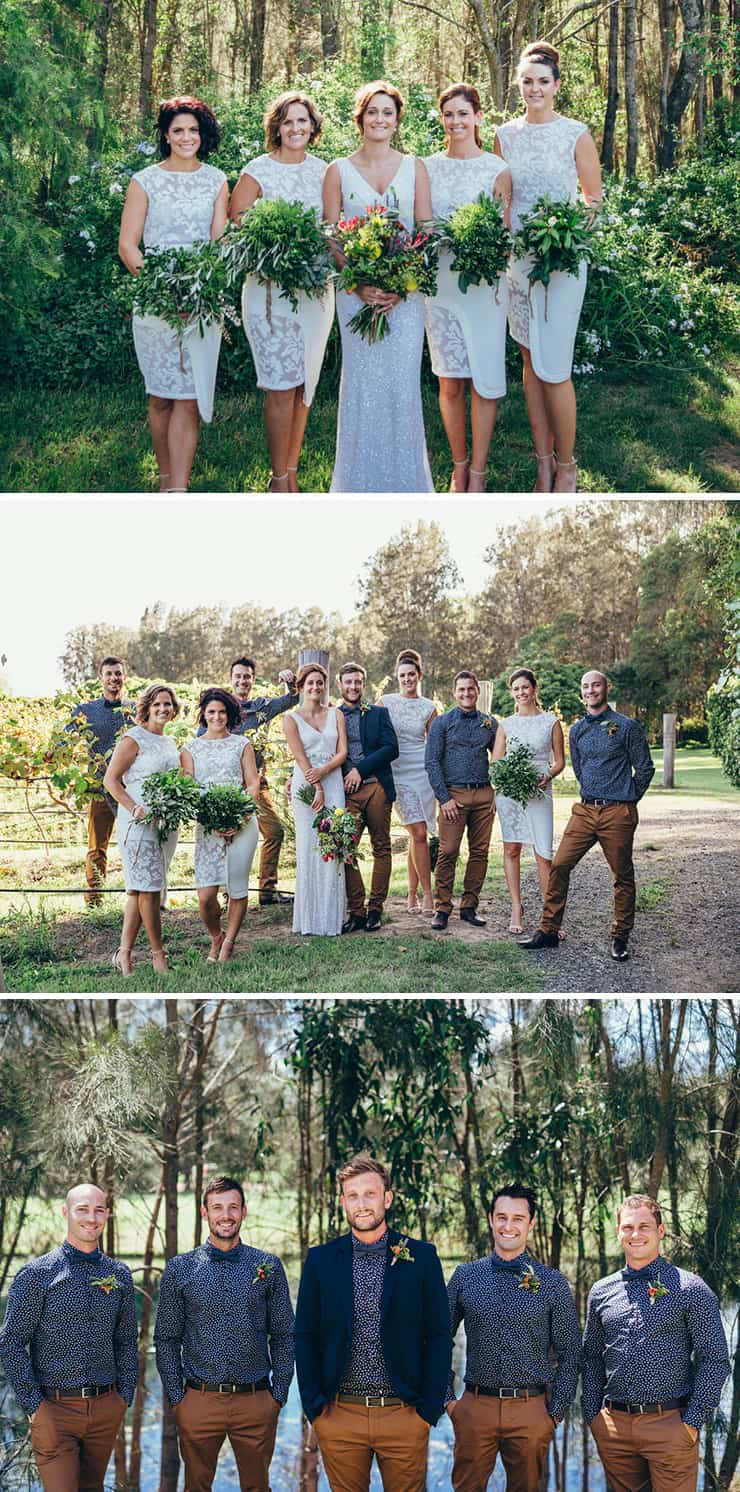 Bridal Party Outfit Ideas | Kieran Moore Photography