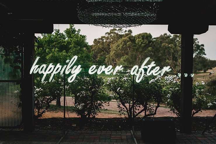 Rich-Berry-and-Navy-Rustic-Wedding-Happily-Ever-After-Neon-Sign