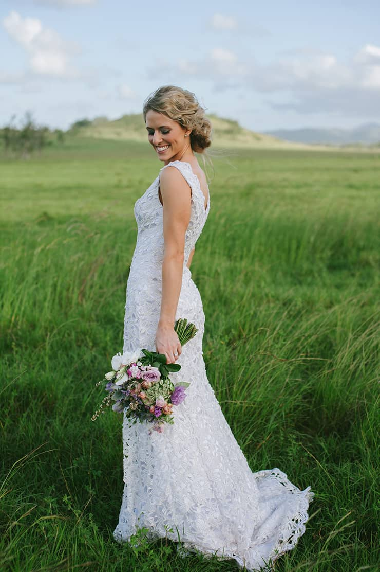 Romantic Country Wedding Inspiration | Dani Dury