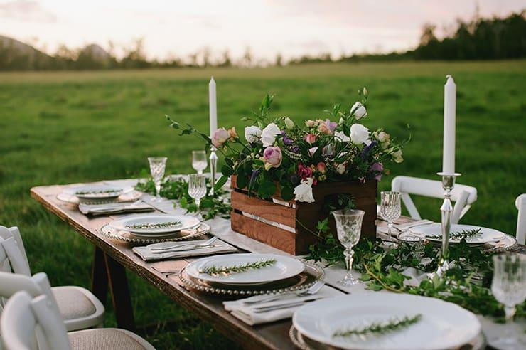 Gorgeous Wedding Reception Centrepiece Ideas   Dani Drury