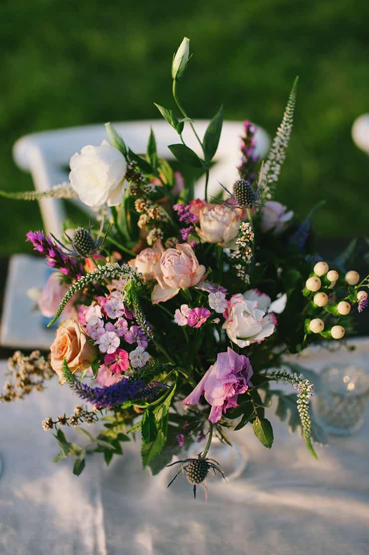 Romantic Country Wedding Inspiration