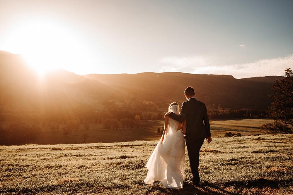Lisa & Sam's Romantic Farm Wedding | Photography: Translucent Photography