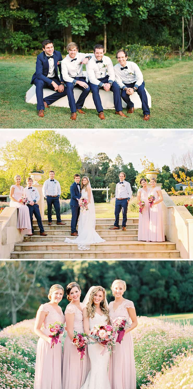 Bridal Party Outfit Ideas | Casey Jane Photography