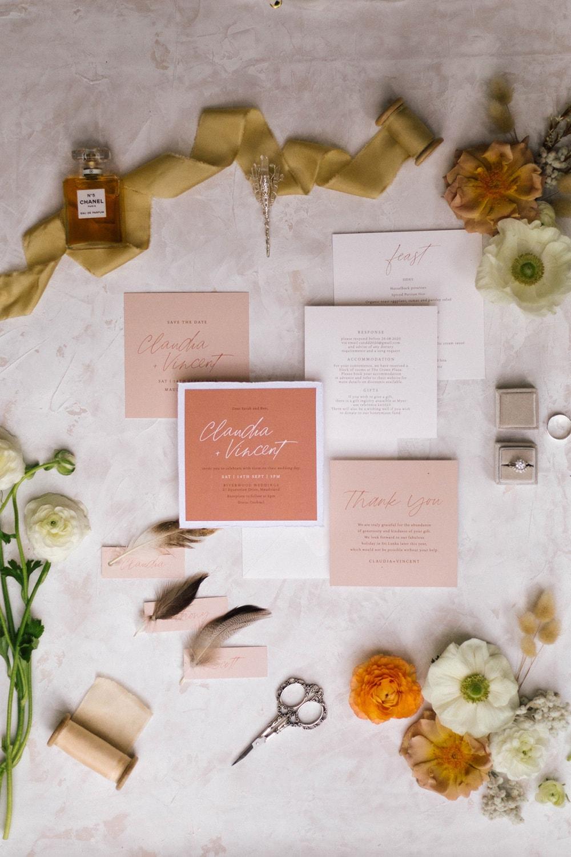 Romantic Riverside Boho Wedding Inspiration   Photography: Poppy and Sage