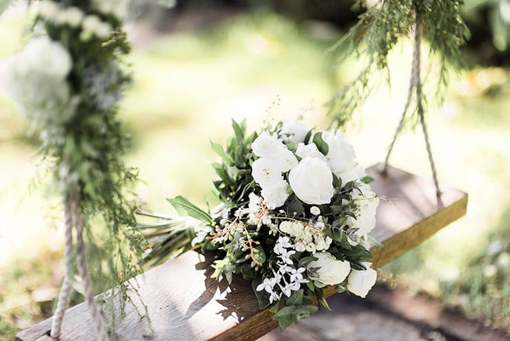 Romantic Rustic Wedding Inspiration