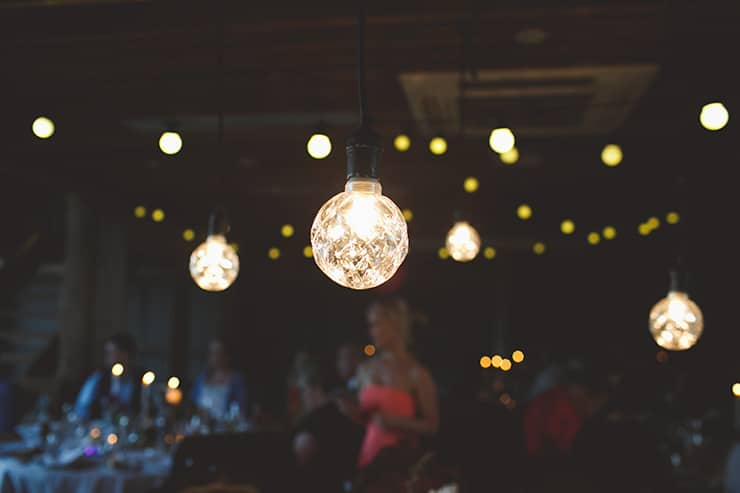 Rustic-Burgundy-Country-Wedding-Reception-Styling-Light-Bulbs