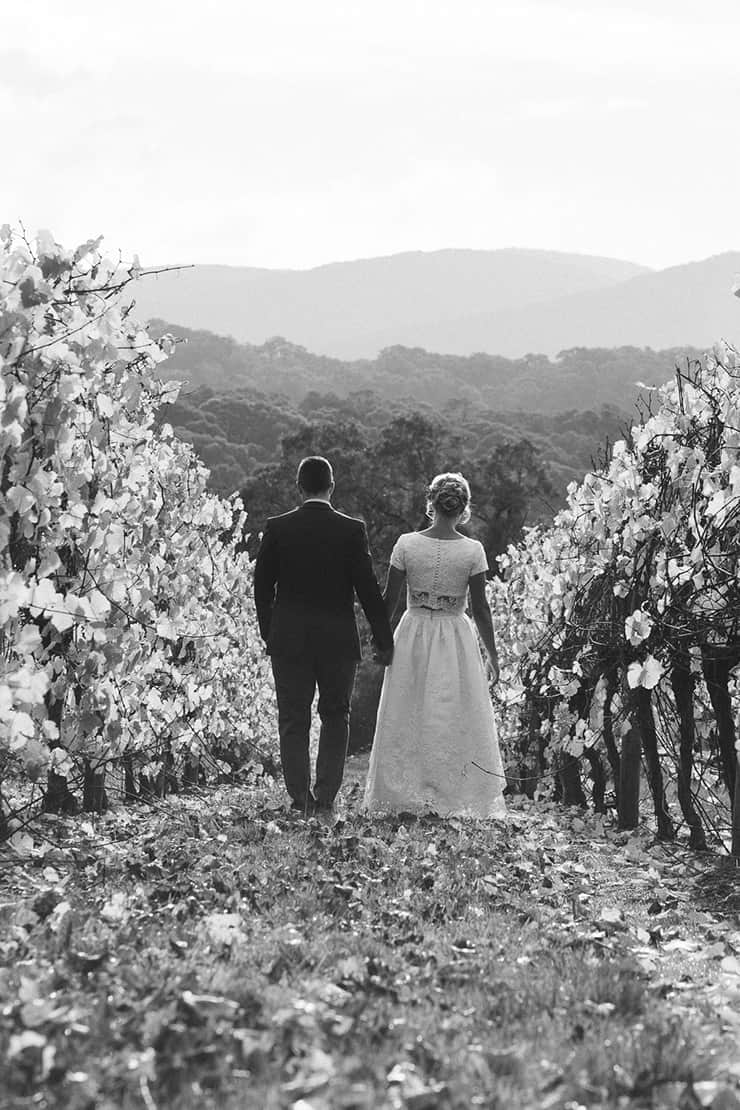 Rustic Handmade Country Wedding   Catherine Forge Photography