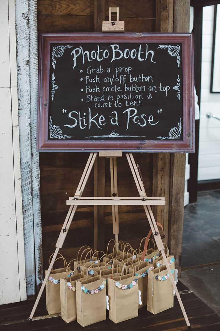 a rustic handmade country wedding