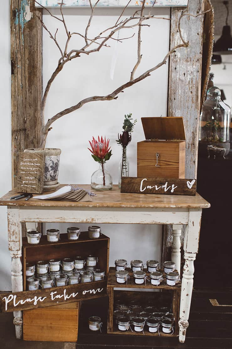 Rustic Handmade Country Wedding | Catherine Forge Photography