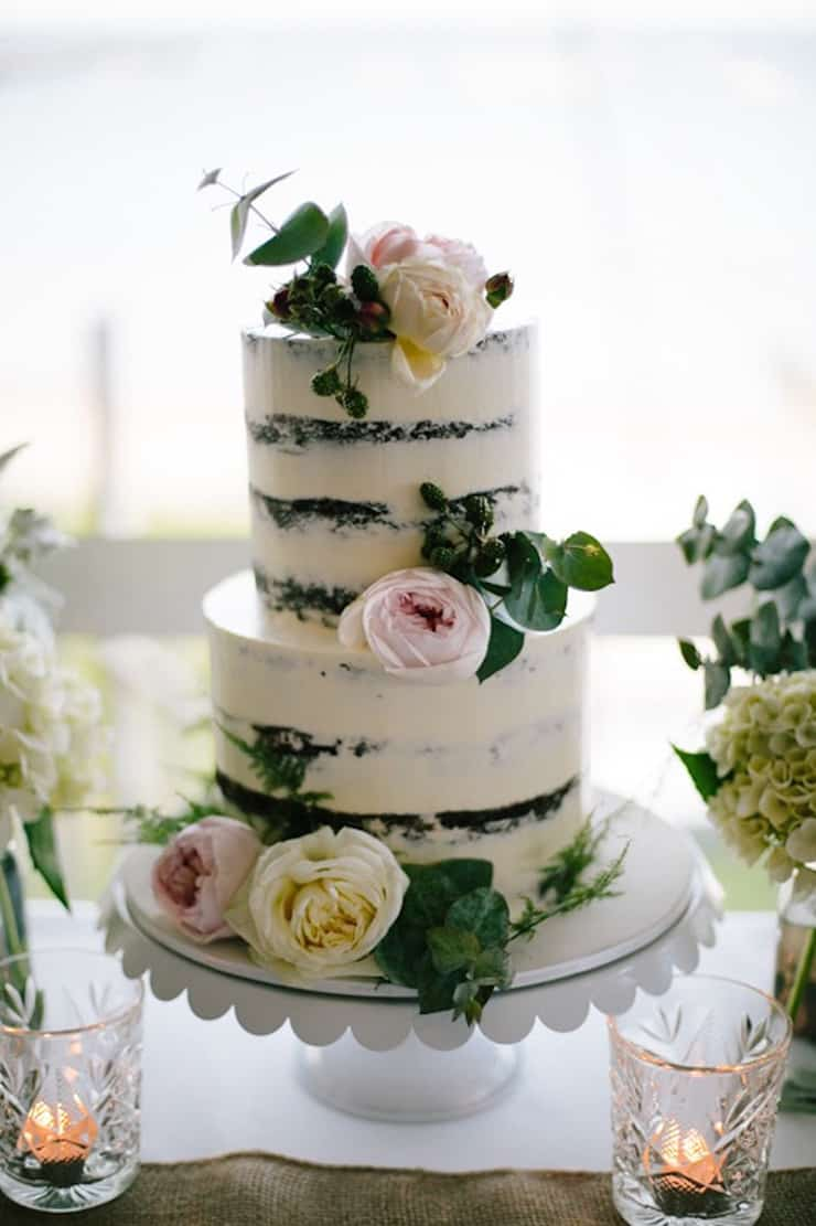Rustic-Meets-Gatsby-Wedding-Naked-Cake