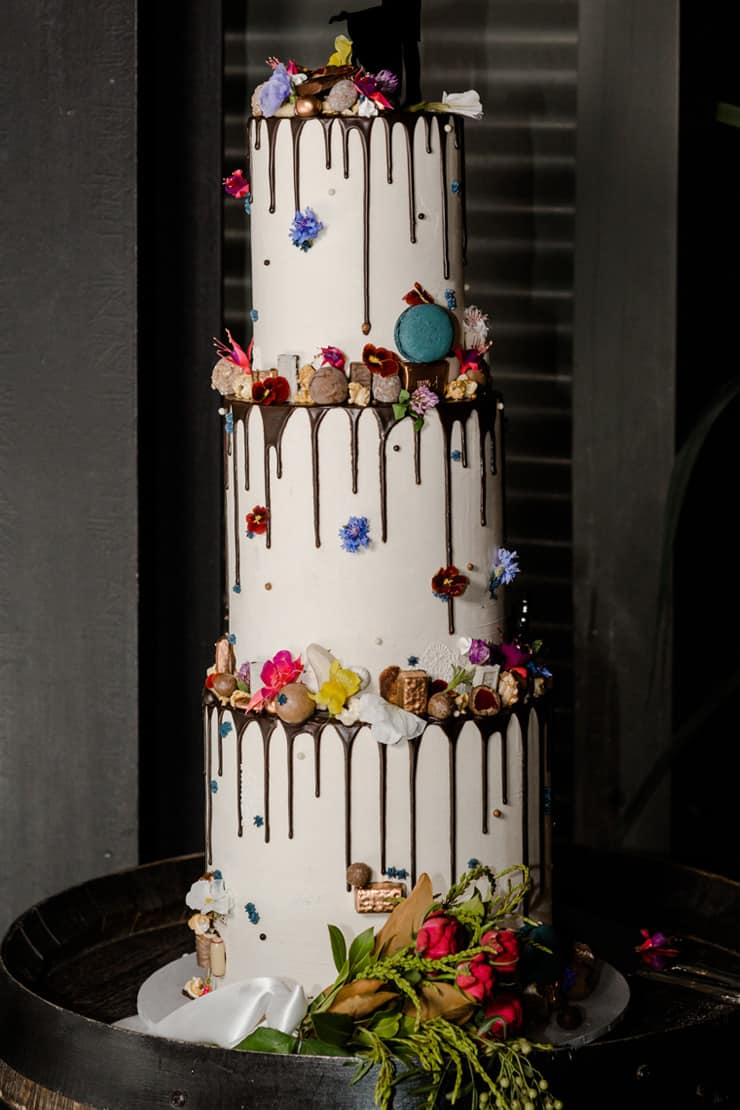Creative Wedding Cakes | Bec Essery