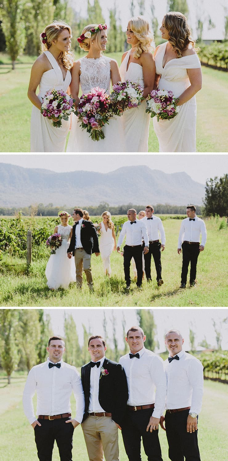 Bridal Party Outfit Ideas | Willow & Co.