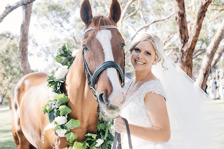 Shannen & Anthony's Heartwarming Blush & Ivory Wedding