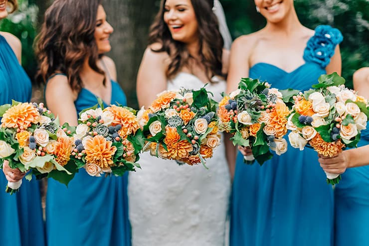 Something Blue Floral Design | Melbourne Wedding Flowers