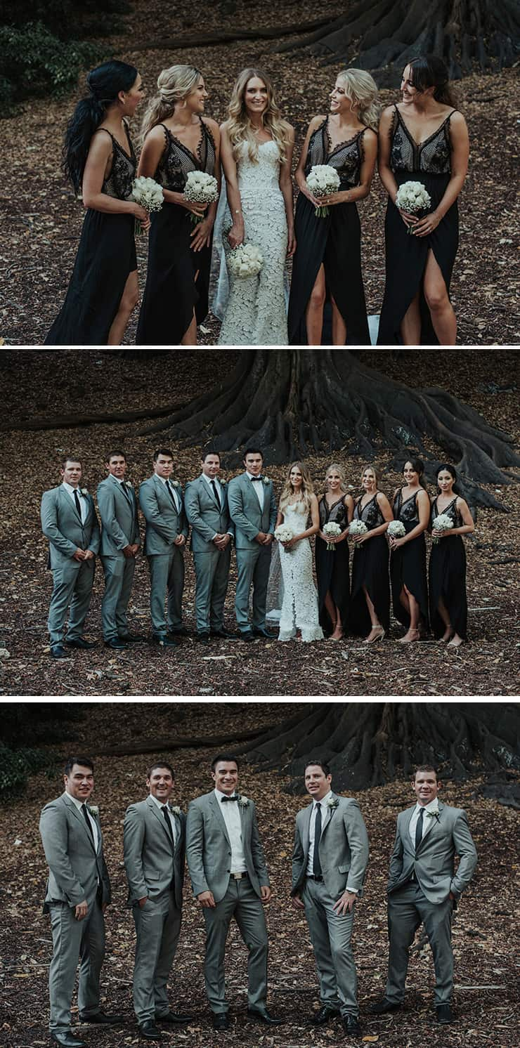 Bridal Party Outfit Ideas | Shannon Stent Images