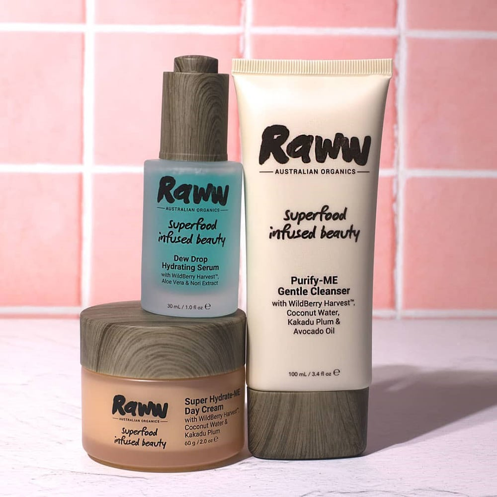 Superfood Skincare Secrets for Your Wedding Day Prep with Raww Cosmetics