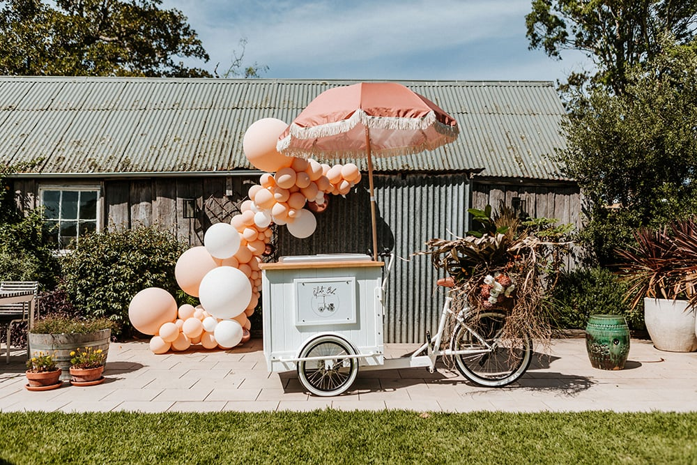 The Gelato Bike | South Coast NSW