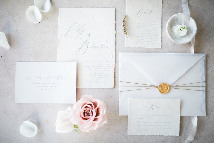 The Hello Bureau | Wedding Invitations & Stationery Australia Wide