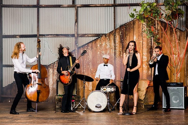 The Hip Stars Band | Wedding Entertainment Sydney, Melbourne, Brisbane & Adelaide