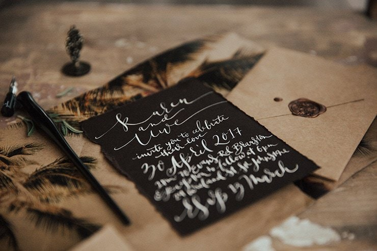 The Seitter Wood House | Tropical North Queensland Wedding Photography & Calligraphy