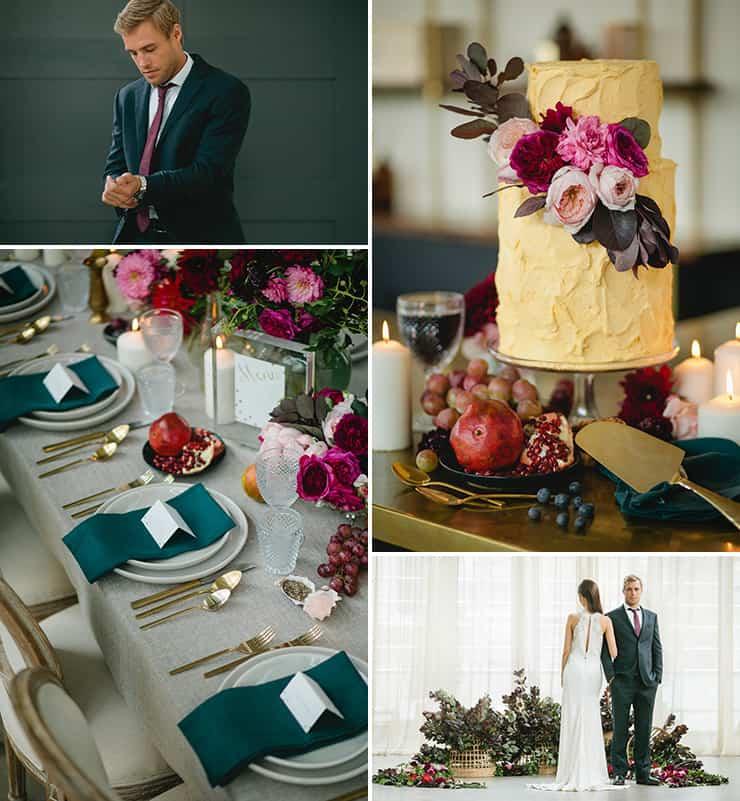 Top Wedding Bloggers Share Their Favourite Inspiration | Elleni Toumpas via The Wedding Playbook