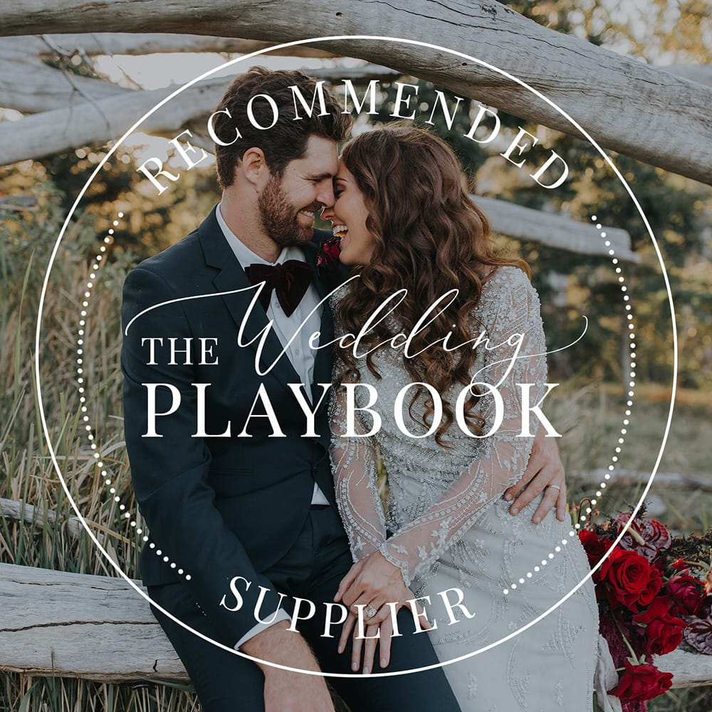 The Wedding Playbook Blog Feature