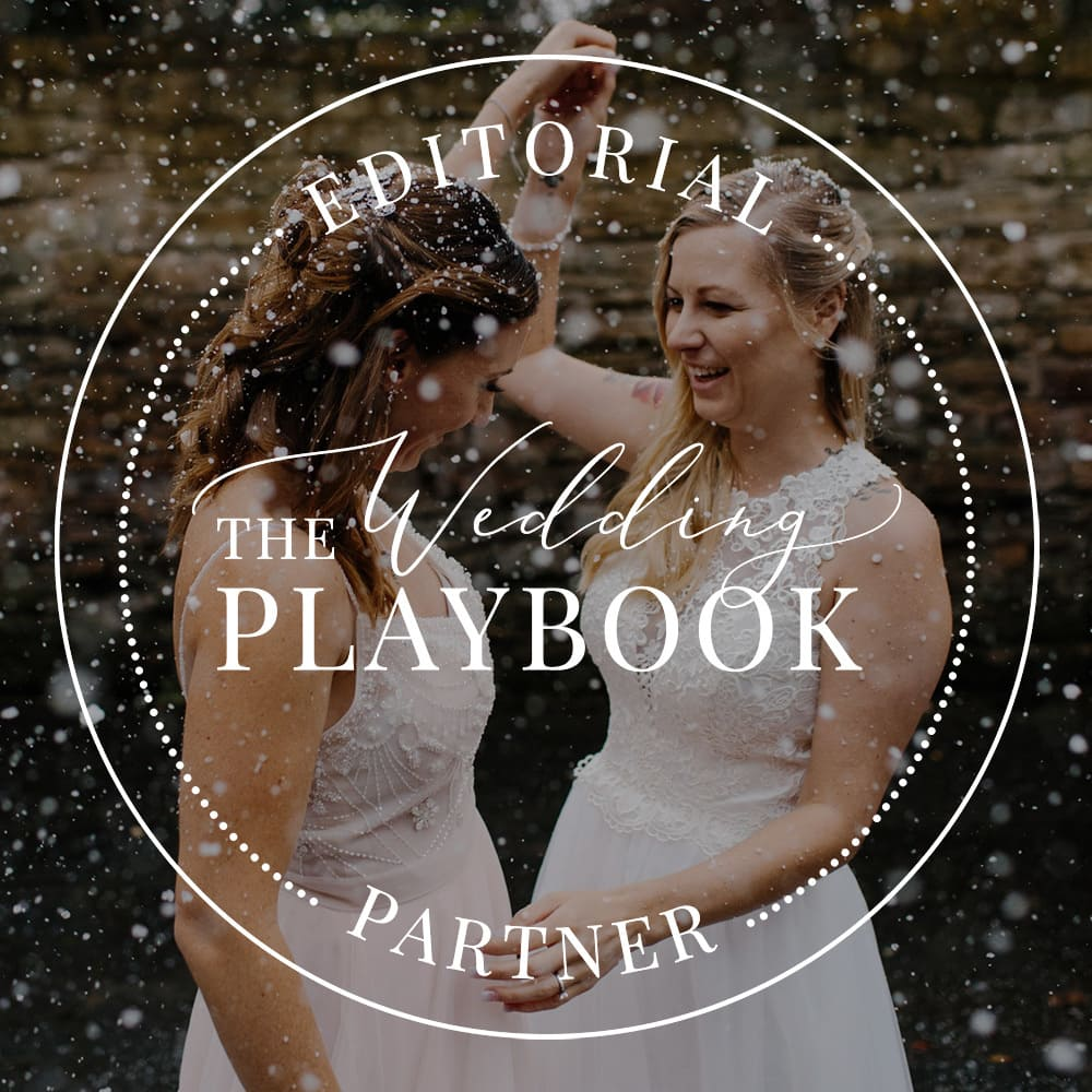 The Wedding Playbook Blog Partnership