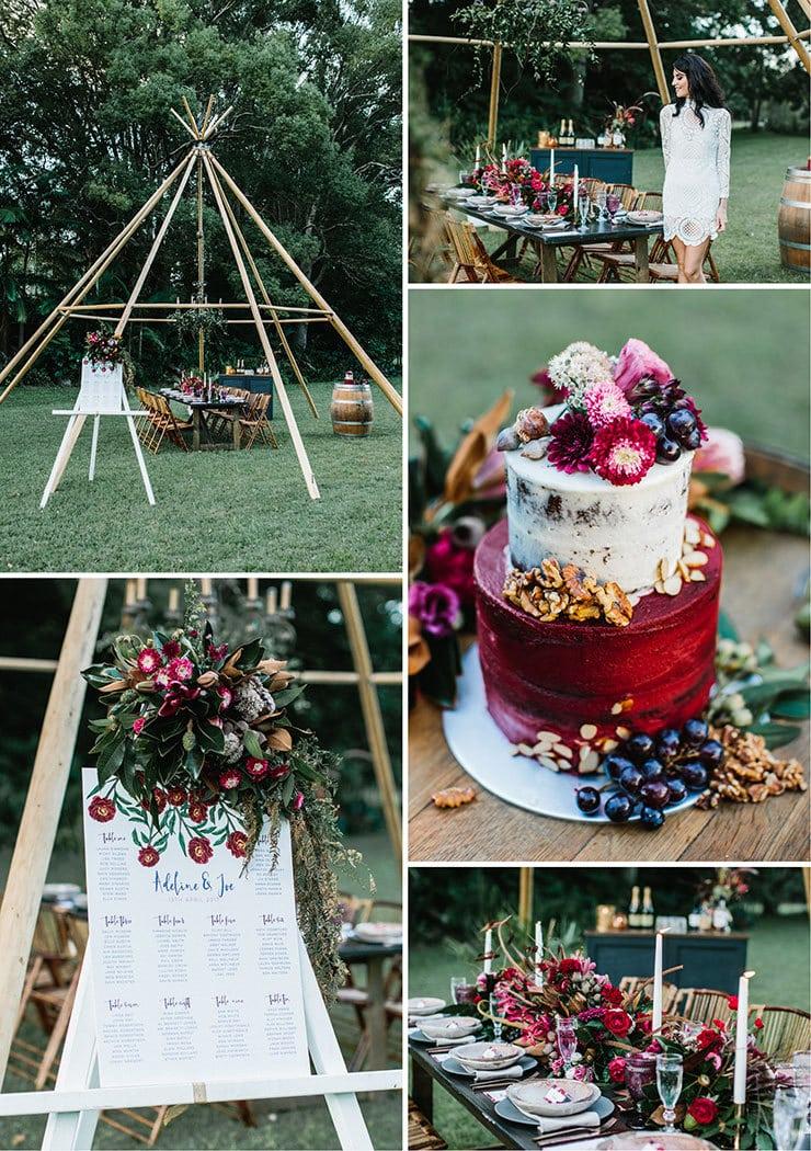 The Wedding Playbook Online Magazine | Camilla Kirk Photography