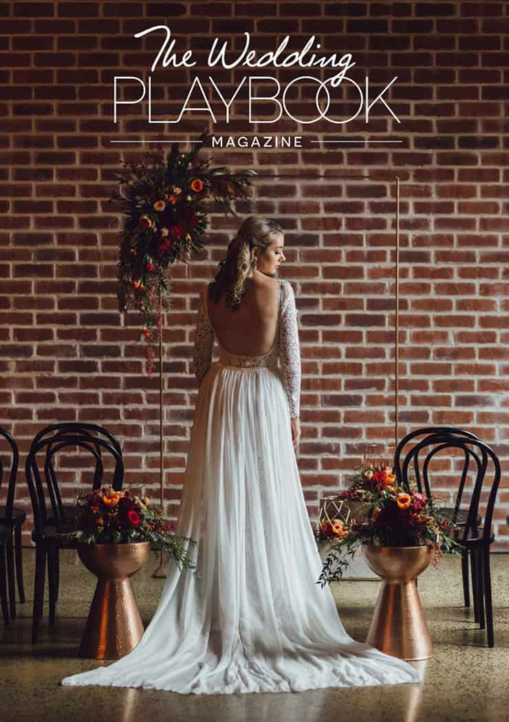 The Wedding Playbook Online Magazine Volume 12