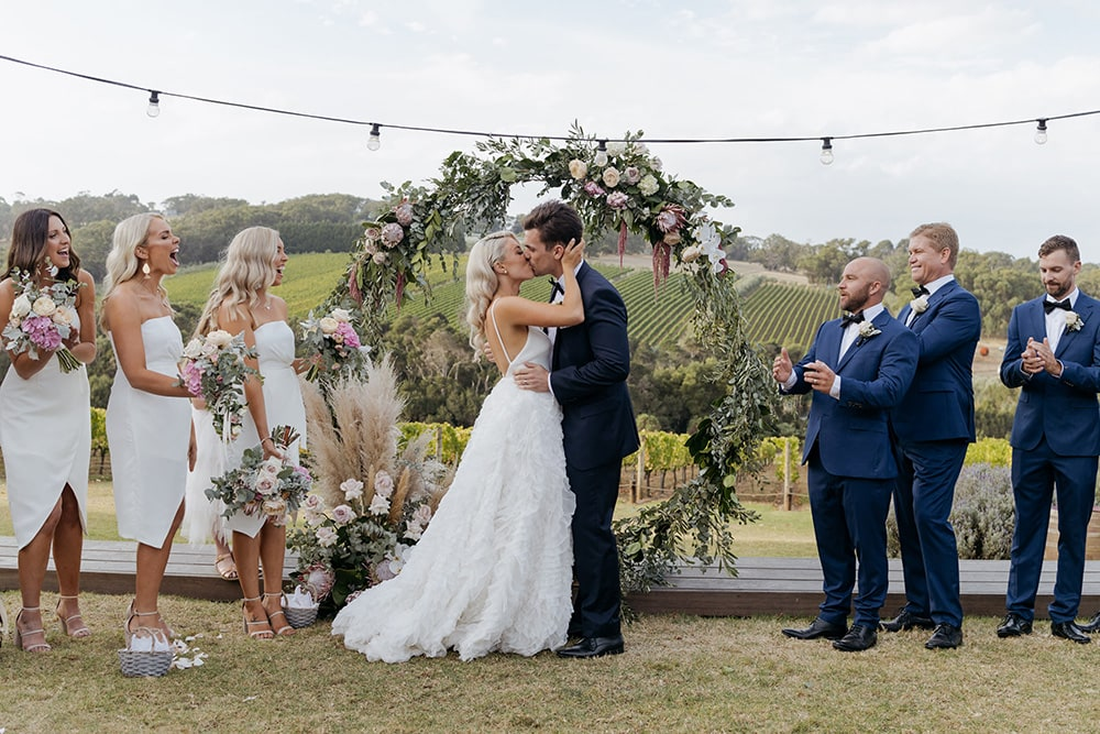 Tucks | Mornington Peninsula Wedding Venue