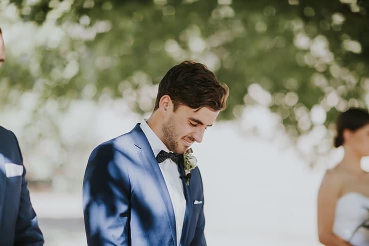Tuscan Inspired Long Table Wedding | Nectarine Photography