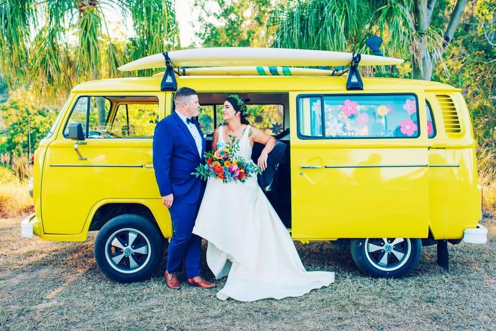 Graesenne & Brock's Vibrant Cocktail Wedding | Photography: Madelyn Holmes Photographics