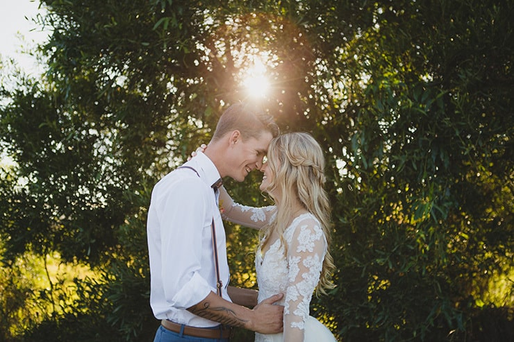 Vibrant Hot Air Balloon Wedding Inspiration | Just For Love Photography