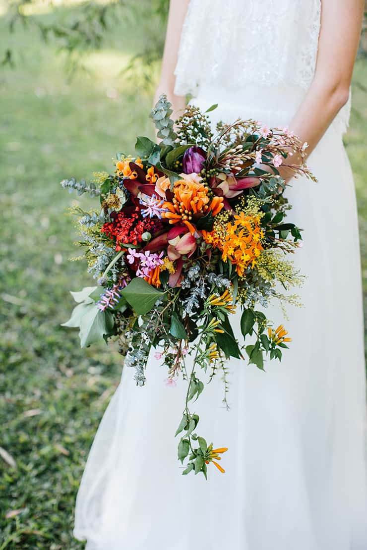 Sensational Bridal Bouquets | Camilla Kirk Photography