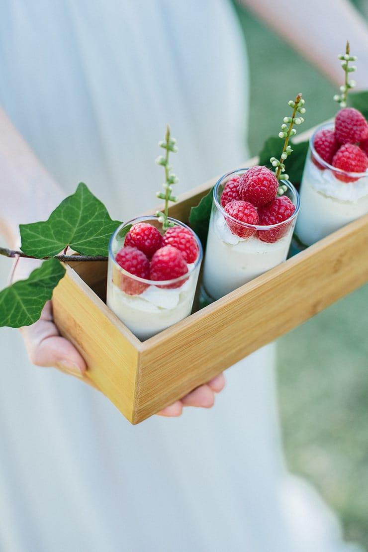 Vibrant Summer Garden Wedding Inspiration | Camilla Kirk Photography