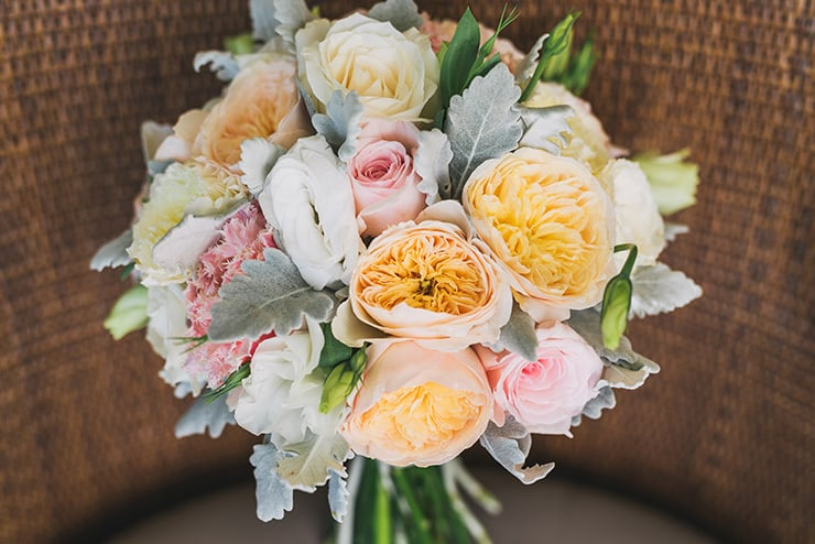 Vintage-Coastal-Wedding-Bouquet