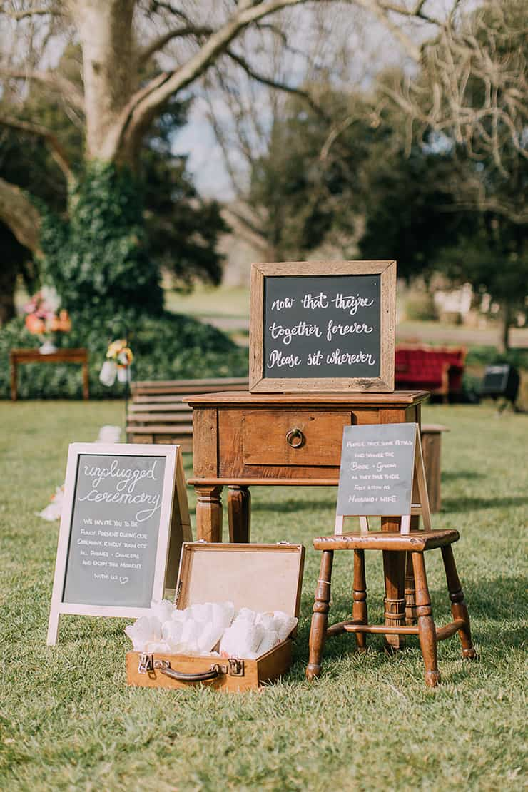 Bec and Ryan's Vintage Country Wedding |Event Photography & Videography