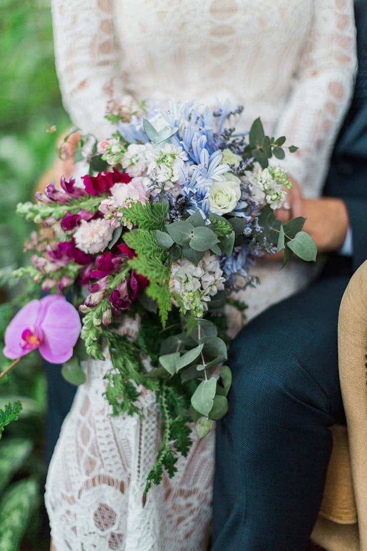 Sensational Bridal Bouquets   Ricky Ebel Photography